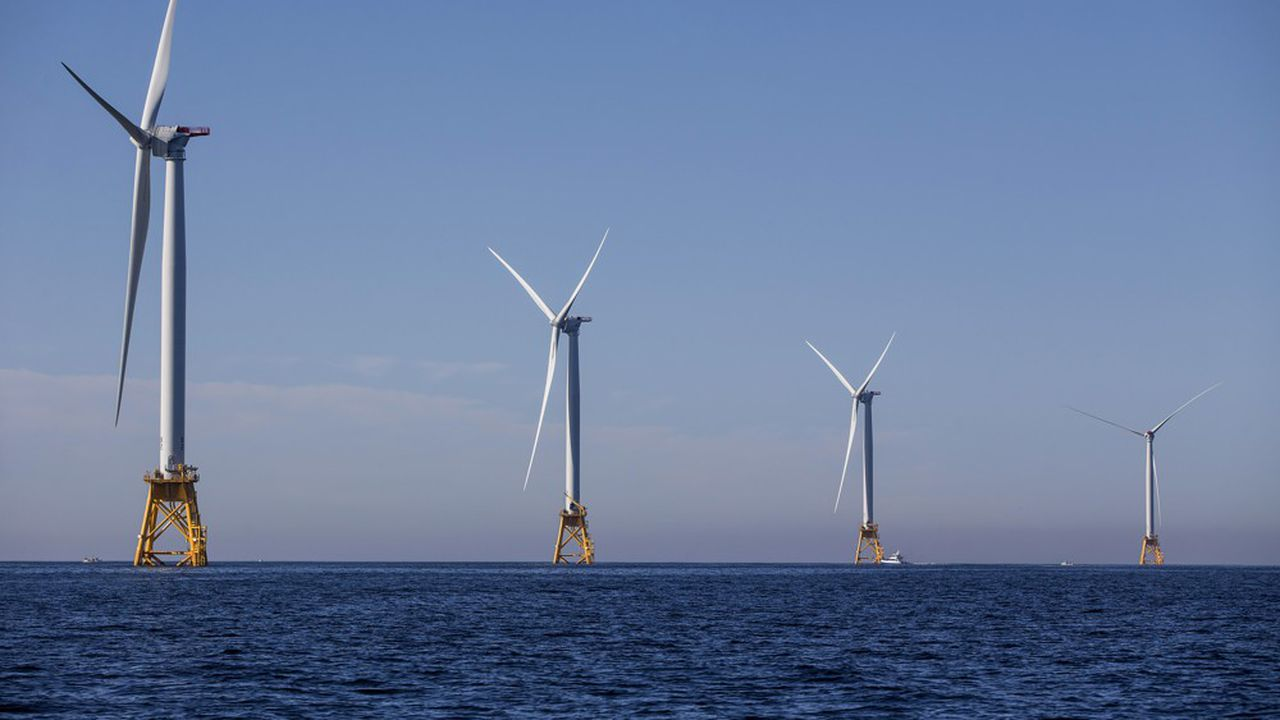 Dans les projets d'éolien en mer, «on pourra tout faire sauf les câbles et les fondations», estime GE, qui a fourni les éoliennes du premier parc en mer aux Etats-Unis, Block Island.