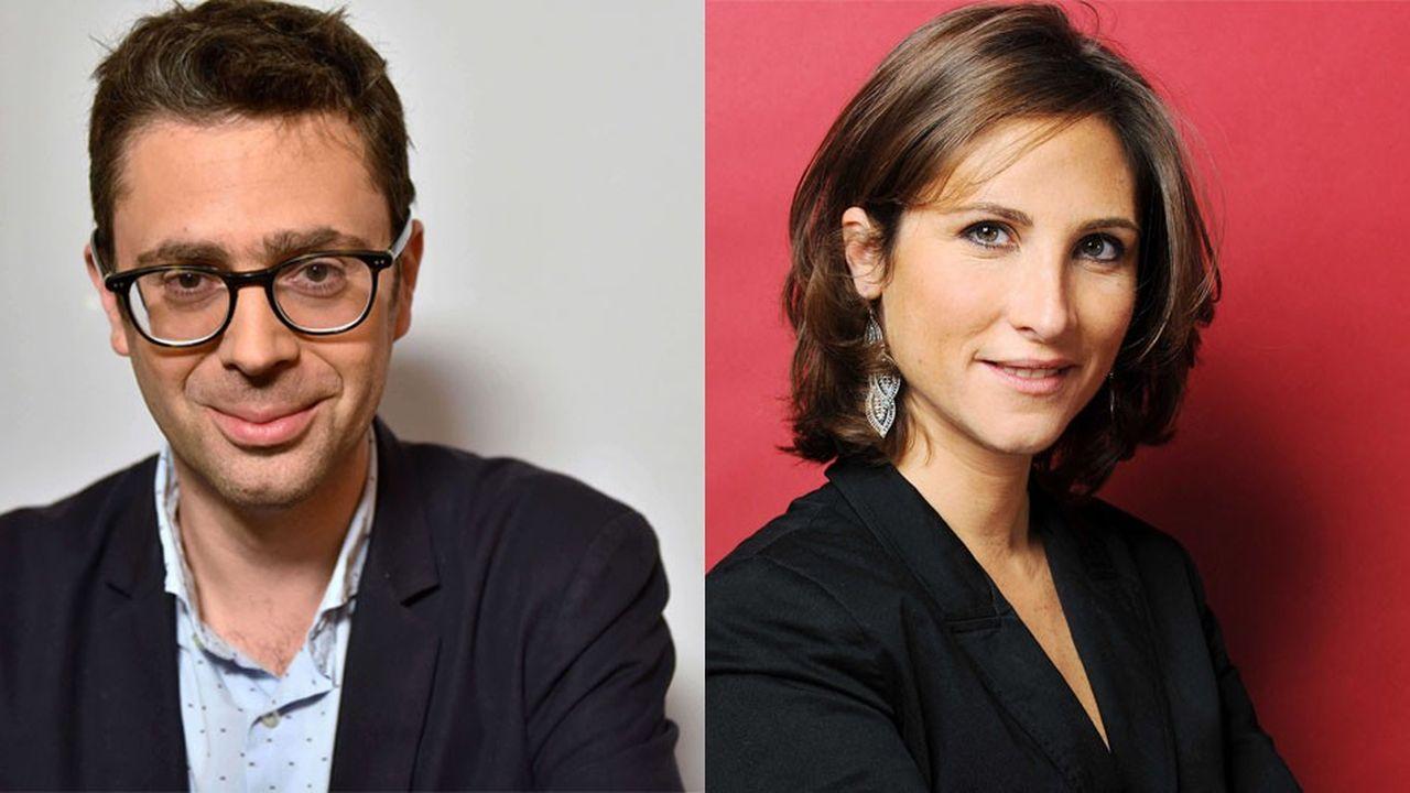Nicolas Bouzou est économiste, Julia de Funès est philosophe. Ils sont les auteurs de « La comédie (in)humaine » (Editions de l'Observatoire).