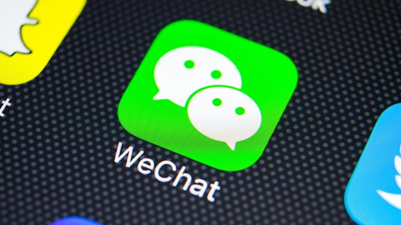 WeChat compte aujourd'hui plus d'un milliard d'utilisateurs actifs mensuels.