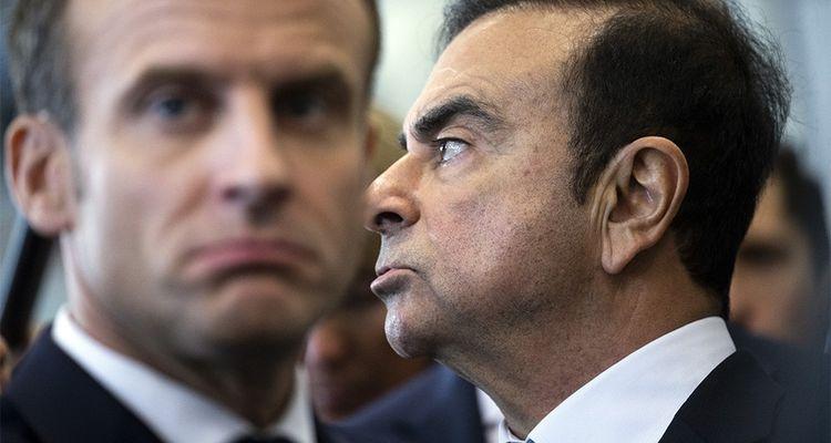 Ces dernières années, Emmanuel Macron et Carlos Ghosn se sont écharpés à plusieurs reprises, notamment sur la question de la rémunération du patron de Renault