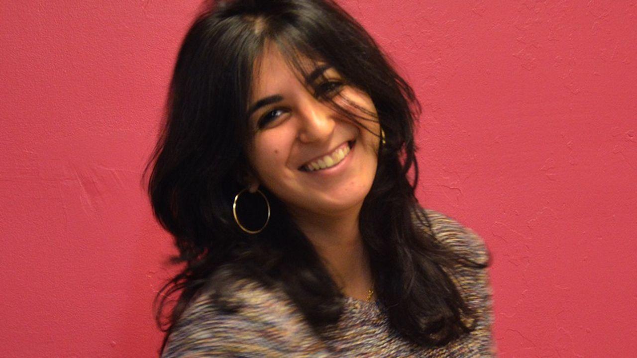 La marocaine Zineb Agoumi a lancé en France Ezygain. La start-up, quiaide les gens à réapprendre à marcher, fait partie des trois finalistes européennes des Cartiers Women Initiative Awards 2019.