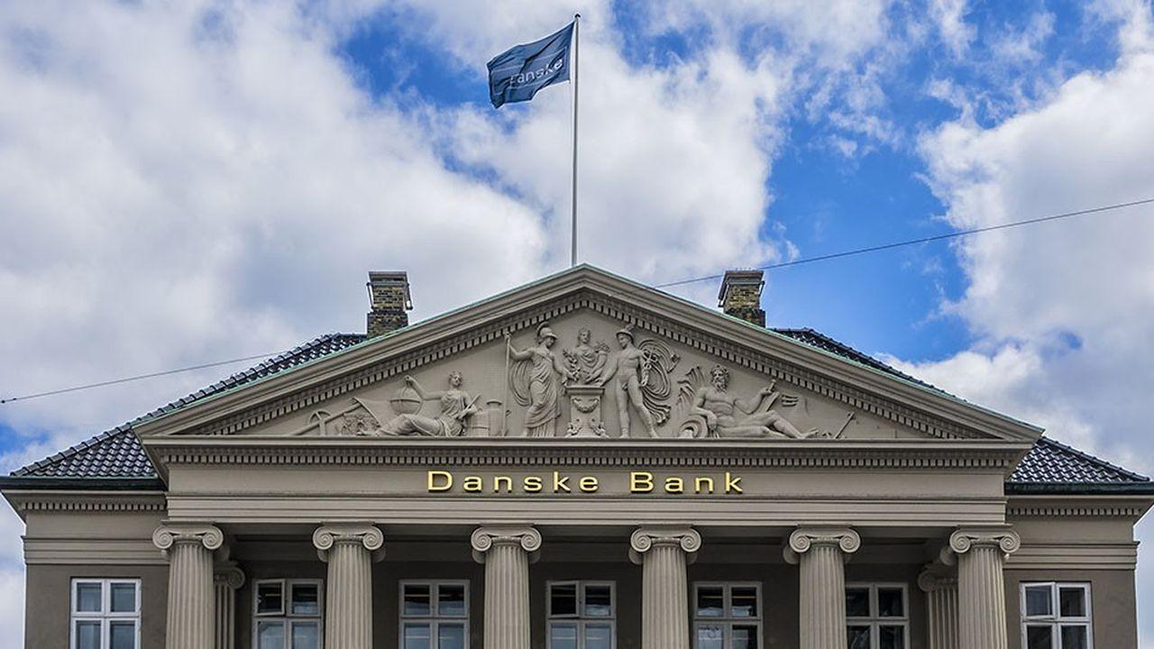 Danske Bank est la première banque au Danemark.