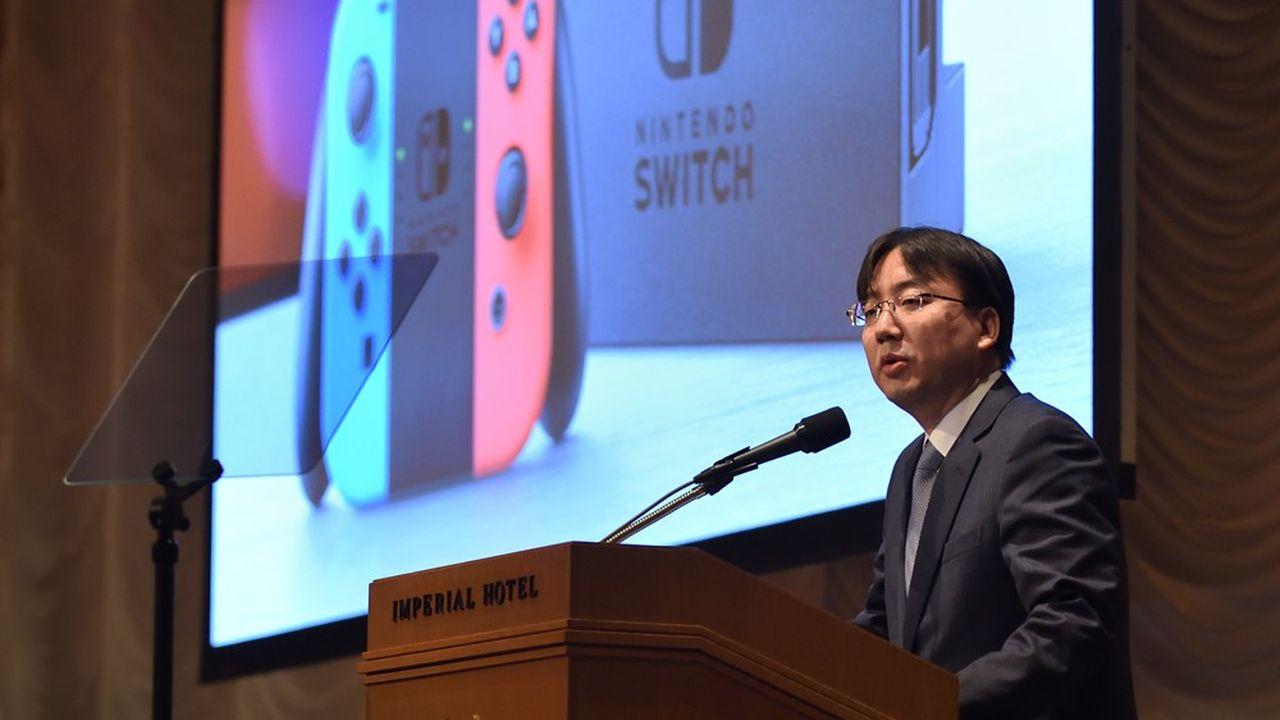Le patron de Nintendo, Shuntaro Furukawa, a aussi affirmé que le groupe allait ouvrir son premier magasin en propre à Tokyo