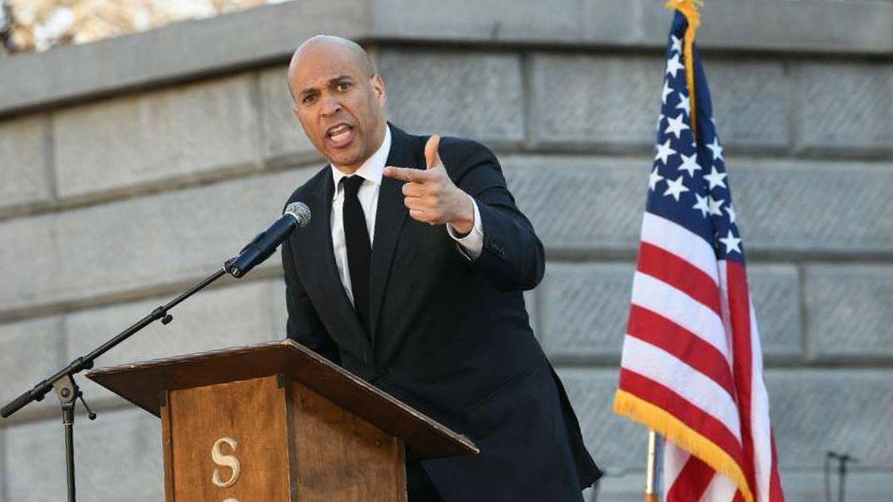 Le sénateur du New Jersey Cory Booker a officialisé san candidature à l'élection présidentielle de 2020