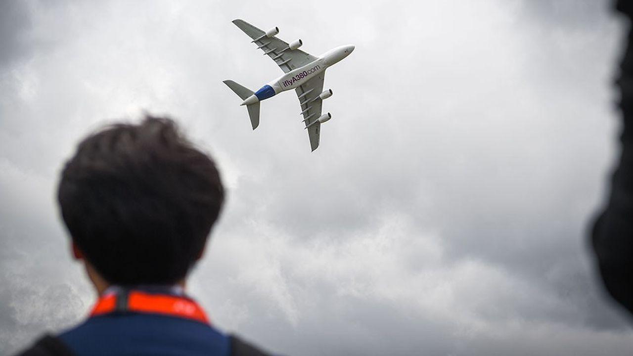 Si l'A380 perdait le soutien de son principal client, Emirates, le très gros porteur n'aurait d'espoir de salut qu'en Chine.