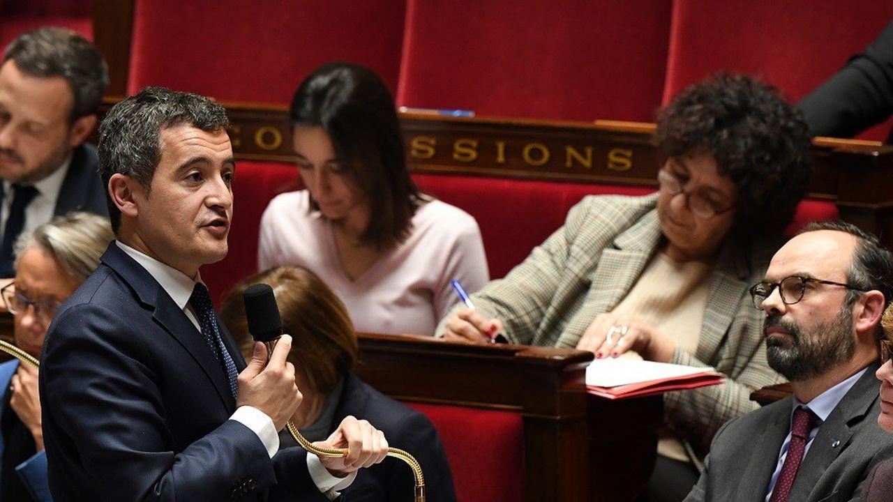 Gérald Darmanin a été élu maire de Tourcoing en 2014 et en est devenu le premier adjoint lors de son entrée au gouvernement.