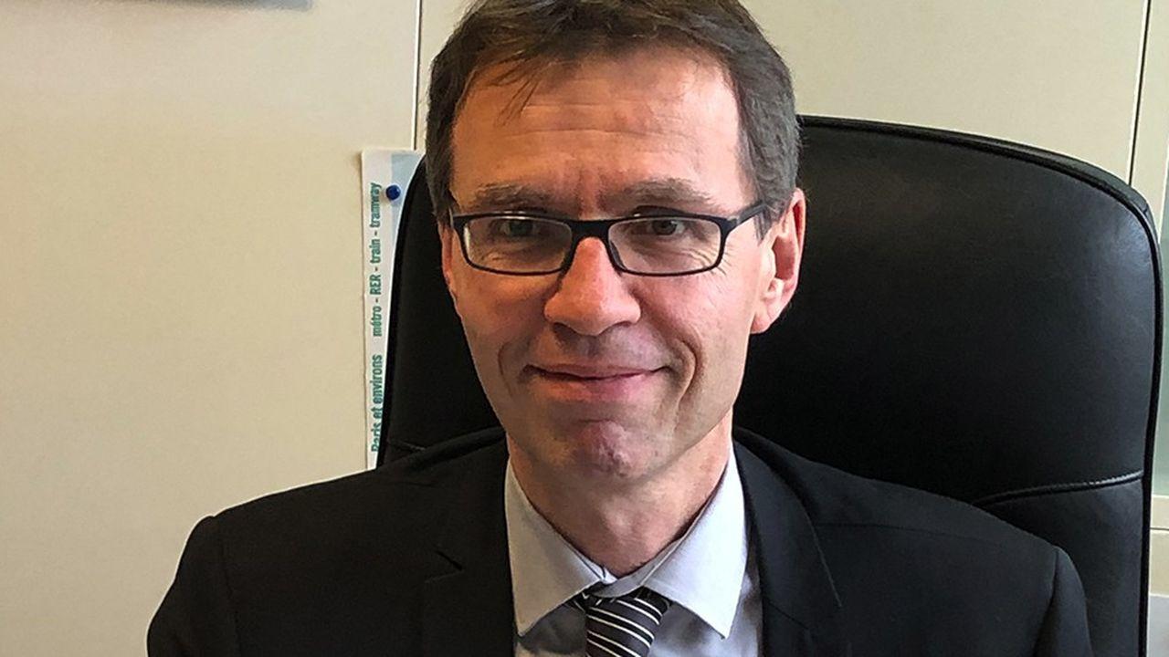 Dominique Jamme, directeur général des services de la Commission de régulation de l'énergie.