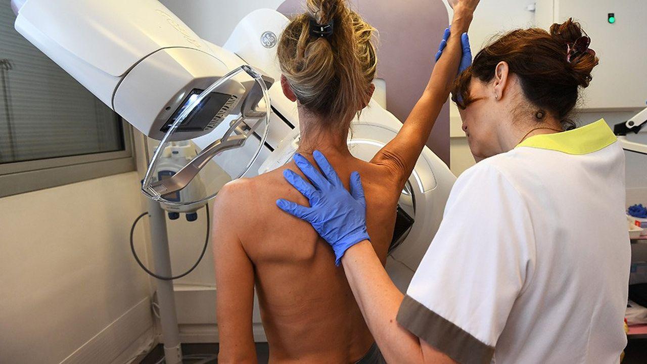 Déterminer, pour chaque femme et dès le premier diagnostic, comment un cancer du sein triple négatif est susceptible d'évoluer prend une importance capitale.