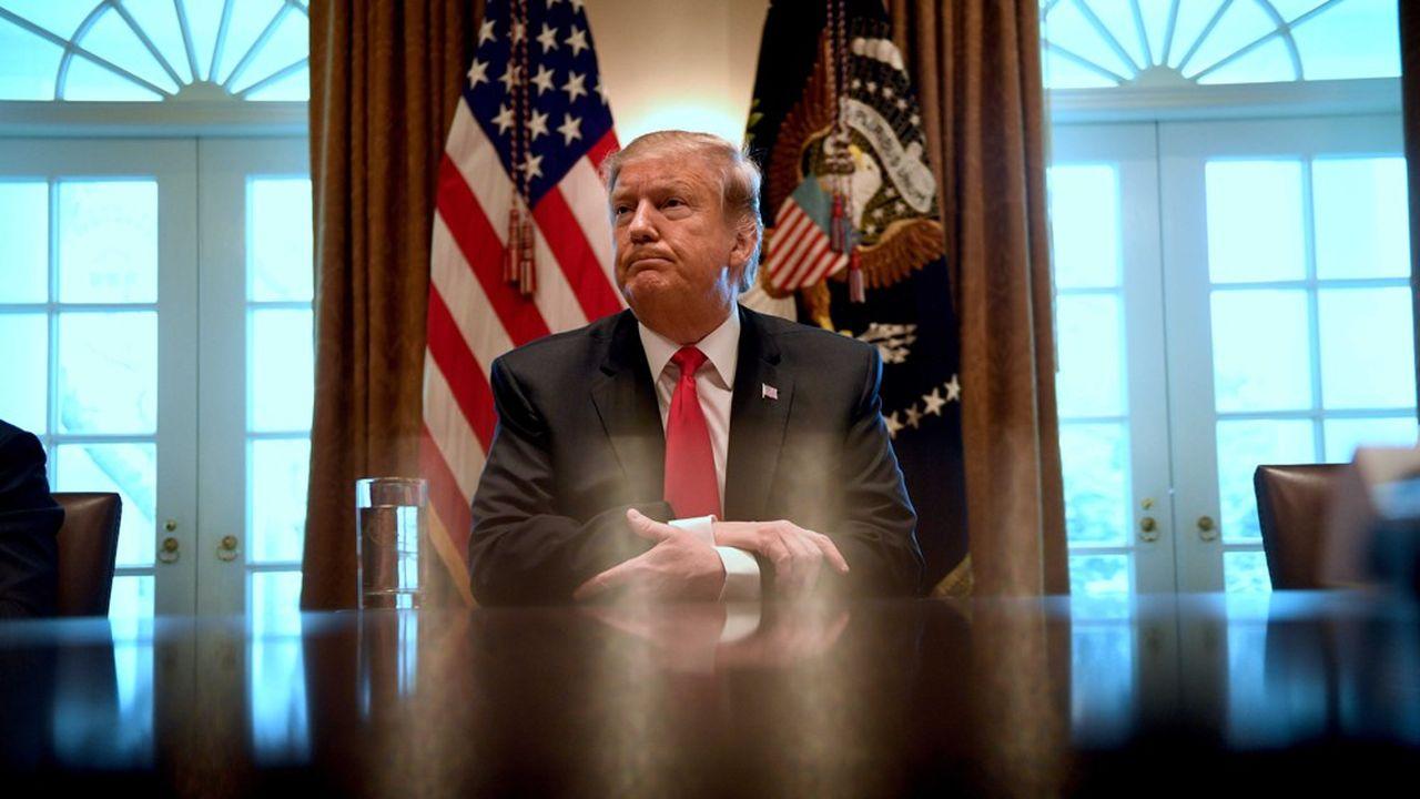 Depuis janvier2018, Donald Trump a demandé que son emploi du temps comporte moins de réunions et de rendez-vous, selon Axios.