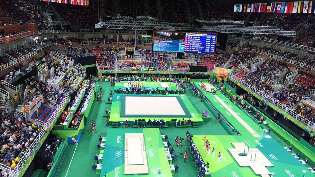 Abéo, spécialiste des équipements sportifs, s'est allié à un concurrent japonais pour emporter le marché des JO de Tokyo.
