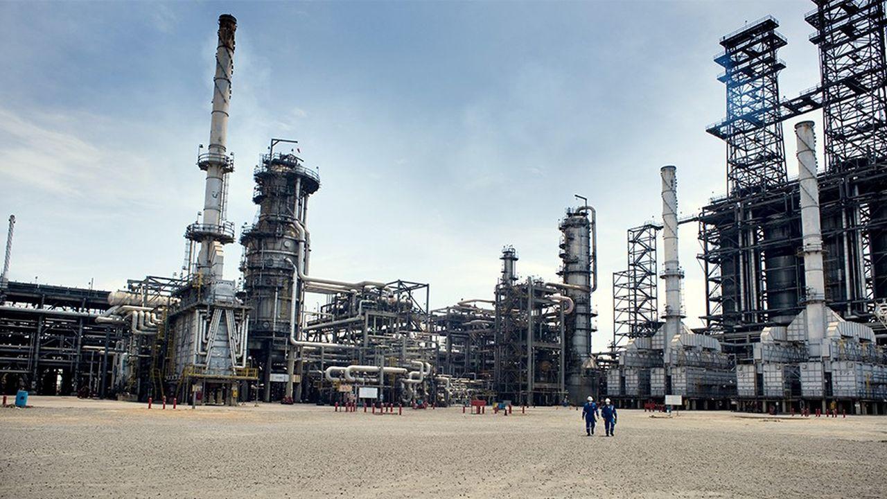Fin 2018, PDVSA produisait à peine plus d'un million de barils, contre plus de 3millions au début des années 2000.