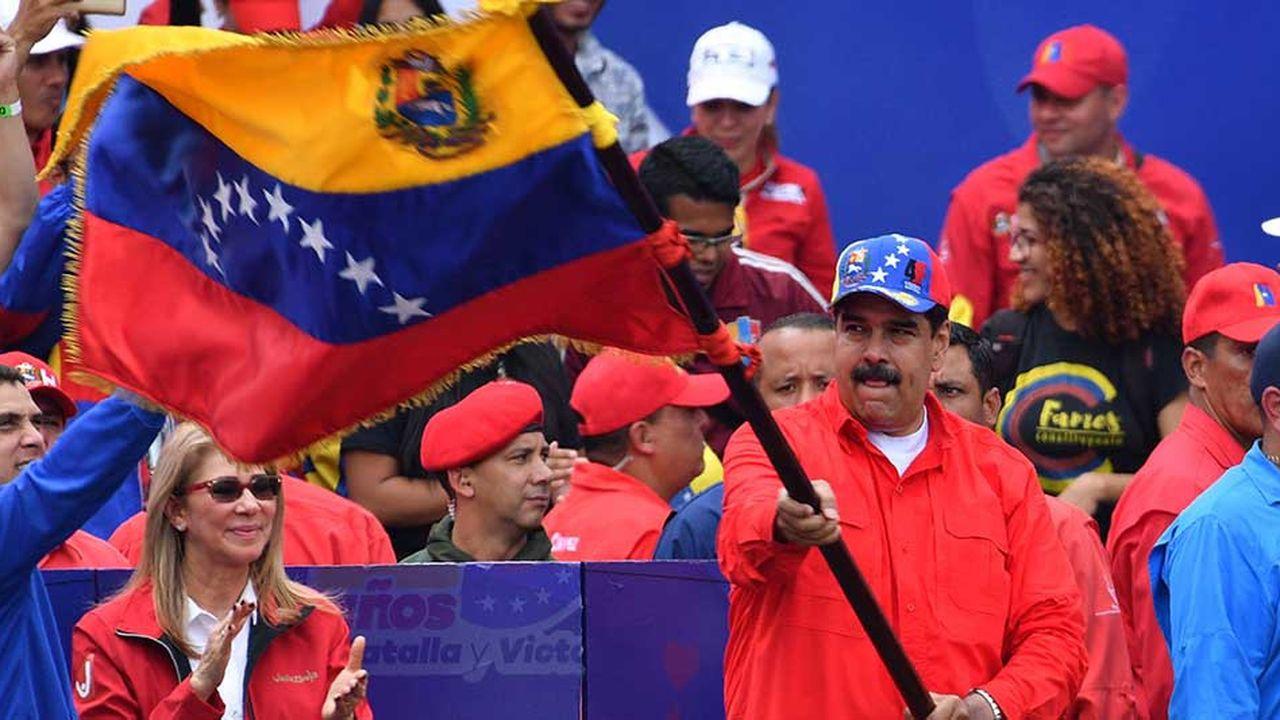 Le chef de l'Etat vénézuélien, Nicolás Maduro, avait déclaré ne «pas se préoccuper de ce que dit l'Europe».