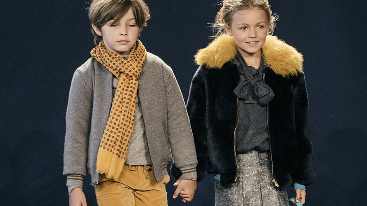 Le premier défiléa eu lieu au Ritz le 30juin dernier, pendant la semaine de la Haute Couture.