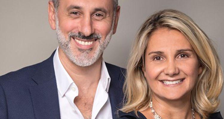 Stéphane et Vanessa Marrapodi, les fondateurs de Bleu Comme Gris, soulignent que l'image luxe de Paris les a beaucoup aidés.