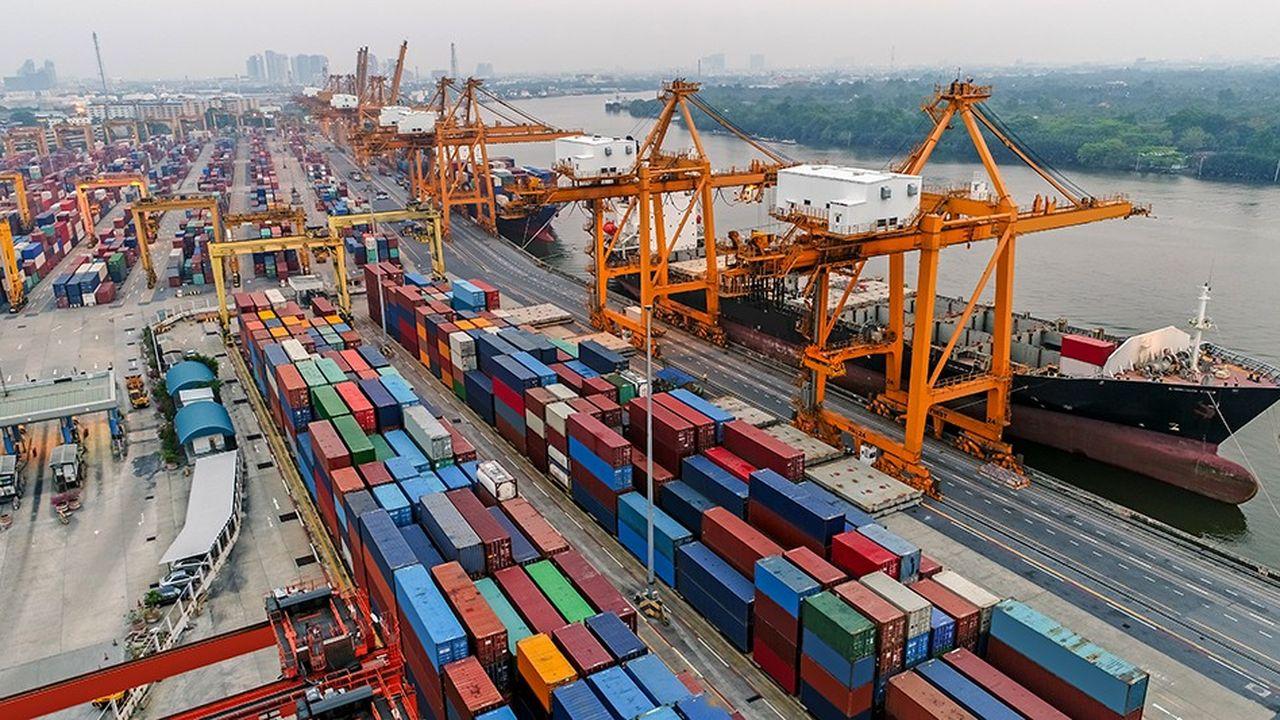 Les exportations de l'Union européenne sont « celles susceptibles d'augmenter le plus » du fait des tensions commerciales entre la Chine et les Etats-Unis, selon la Cnuced.