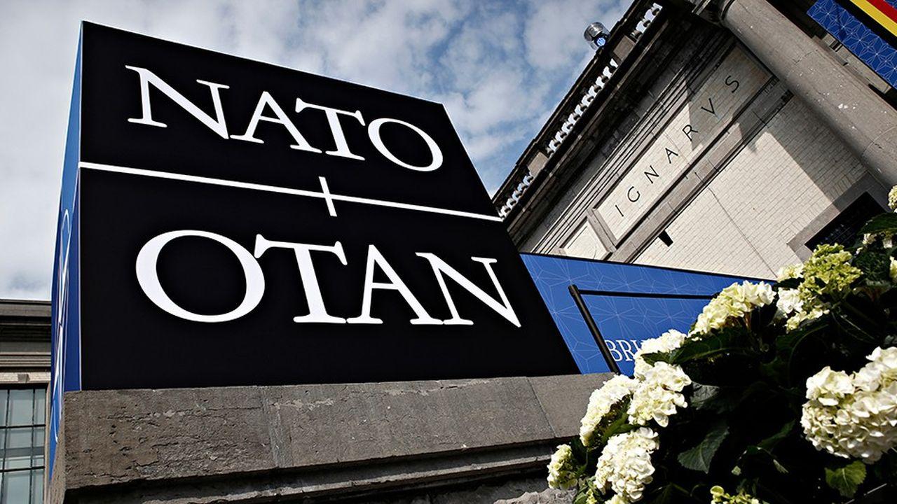 Donald Trump laisse toujours planer un doute sur ses intentions à l'égard de l'OTAN.