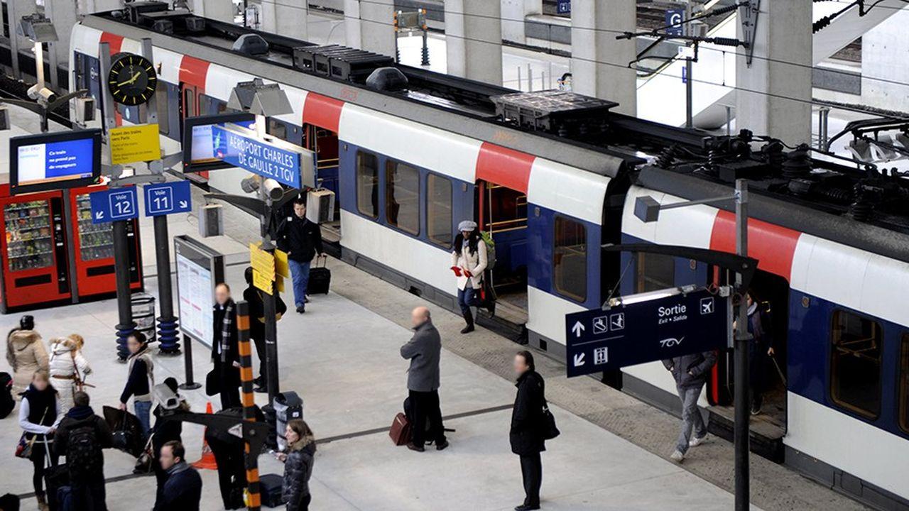 Les travaux sont organisés pour avoir l'impact le plus faible possible sur la régularité du RER B en exploitation.
