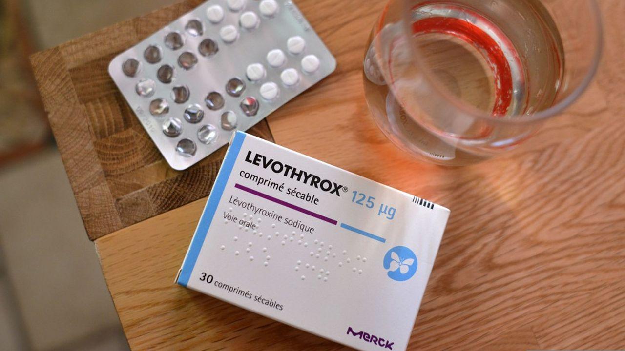 Des milliers de malades de la thyroïde ont été victimes d'effets secondaires de la nouvelle formule du médicament.