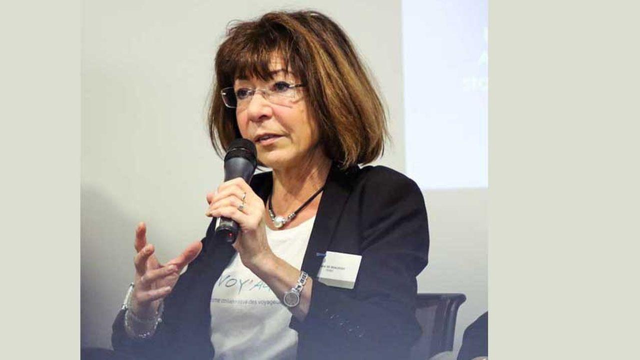 Viviane de Beaufort, professeure à l'Essec, directrice des programmes Women-Essec et fondatrice du Club Génération #Startuppeuse.