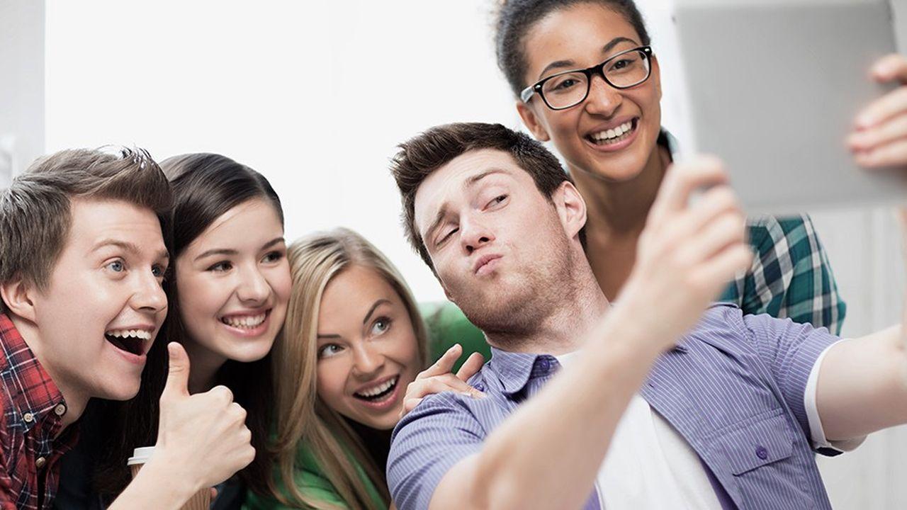 Pour connaître les marques, la génération Z se sert largement des réseaux sociaux