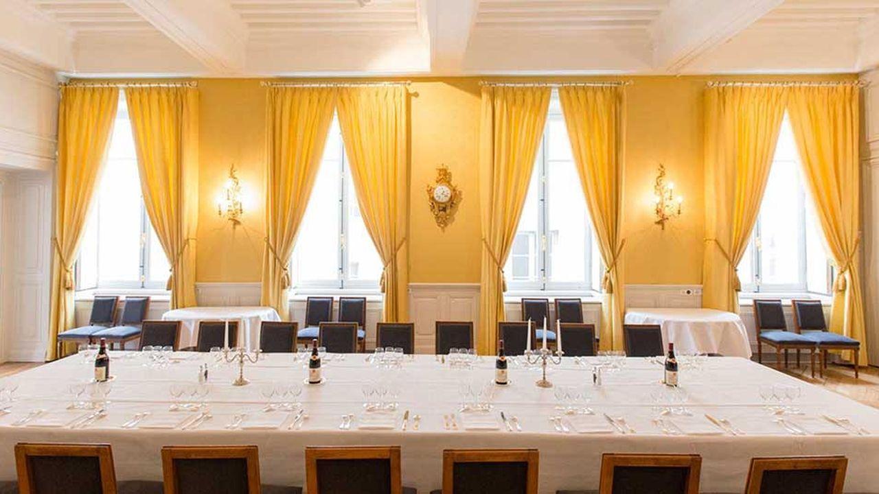Grand salon du Cercle de l'Union.