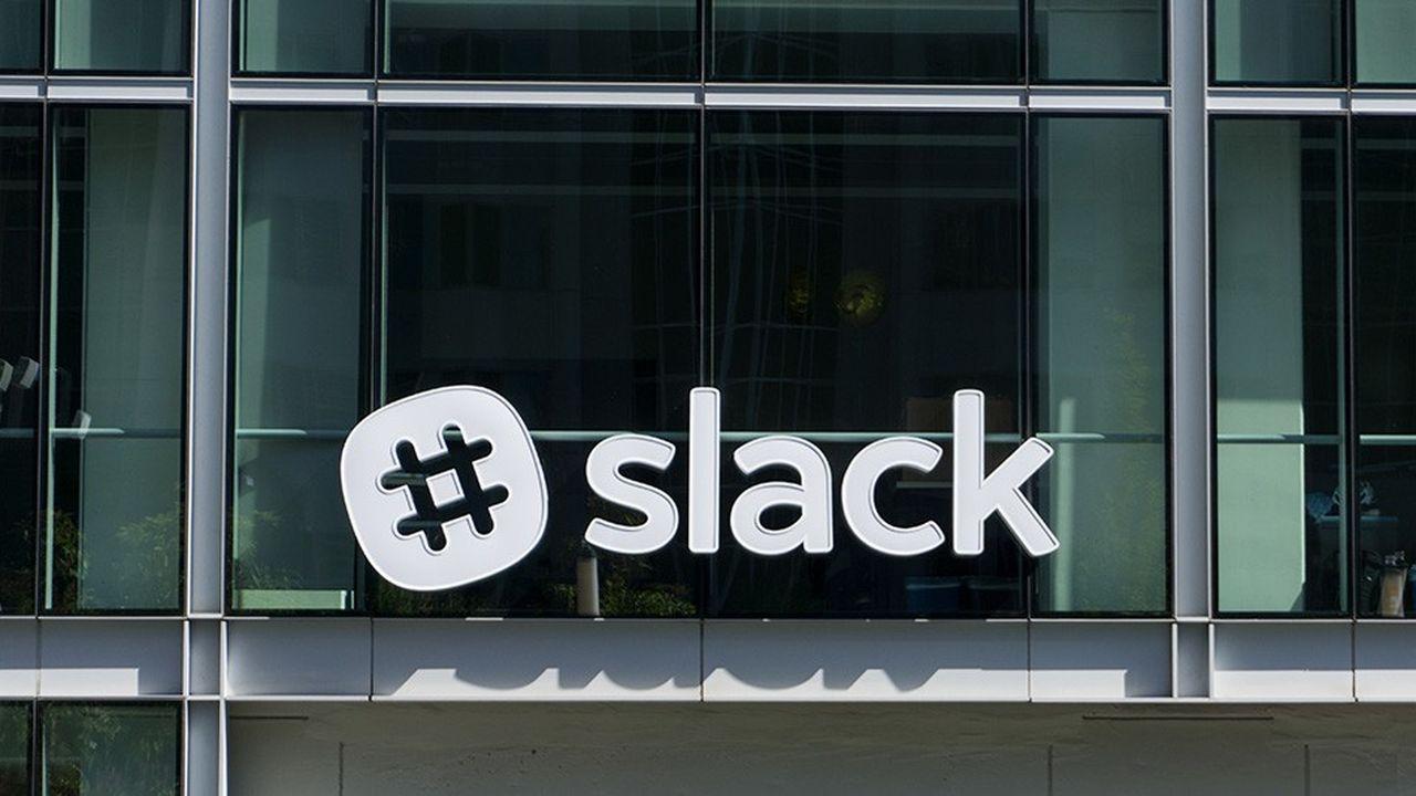 La messagerie Slack a été fondée en 2013Stewart Butterfield, également fondateur de Flickr.