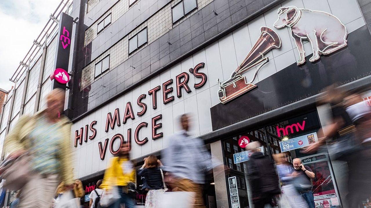 L'emblématique boutique londonienne d'Oxford Street sera fermée, de même que les magasins de Sheffield ou encore Manchester.