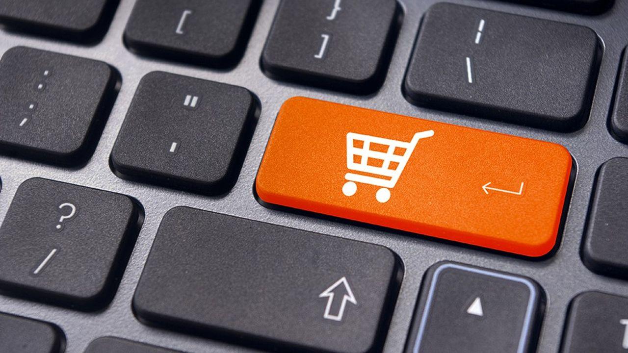 Les ventes du e-commerce devraient franchir en 2019 la barre des 100milliards d'euros.
