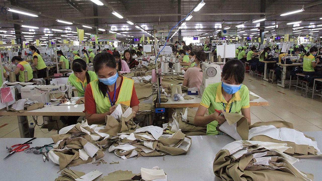 Certains pays émergents, comme le Vietnam (photo) continuent à afficher une croissance soutenue. Ce qui n'est le cas ni de la Turquie, ni de l'Argentine.