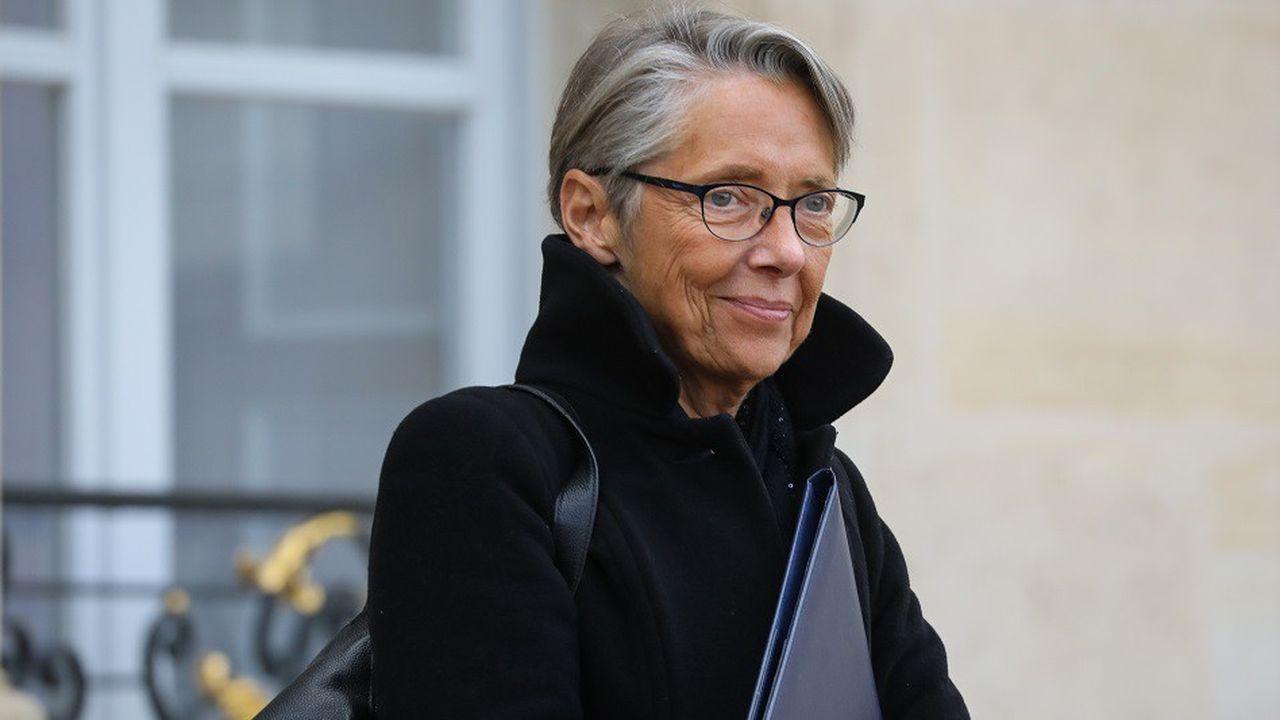 La ministre des Transports a assuré que la construction de cette nouvelle liaison ne se ferait pas «au détriment» des trains de banlieue dans le nord de Paris.