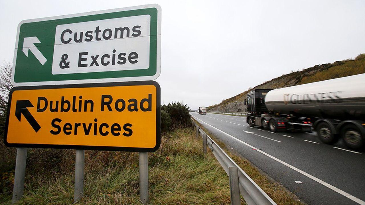 Selon les calculs de l'Ifo, renoncer à tous les droits de douane permettrait de limiter la baisse de la consommation des Britanniques.