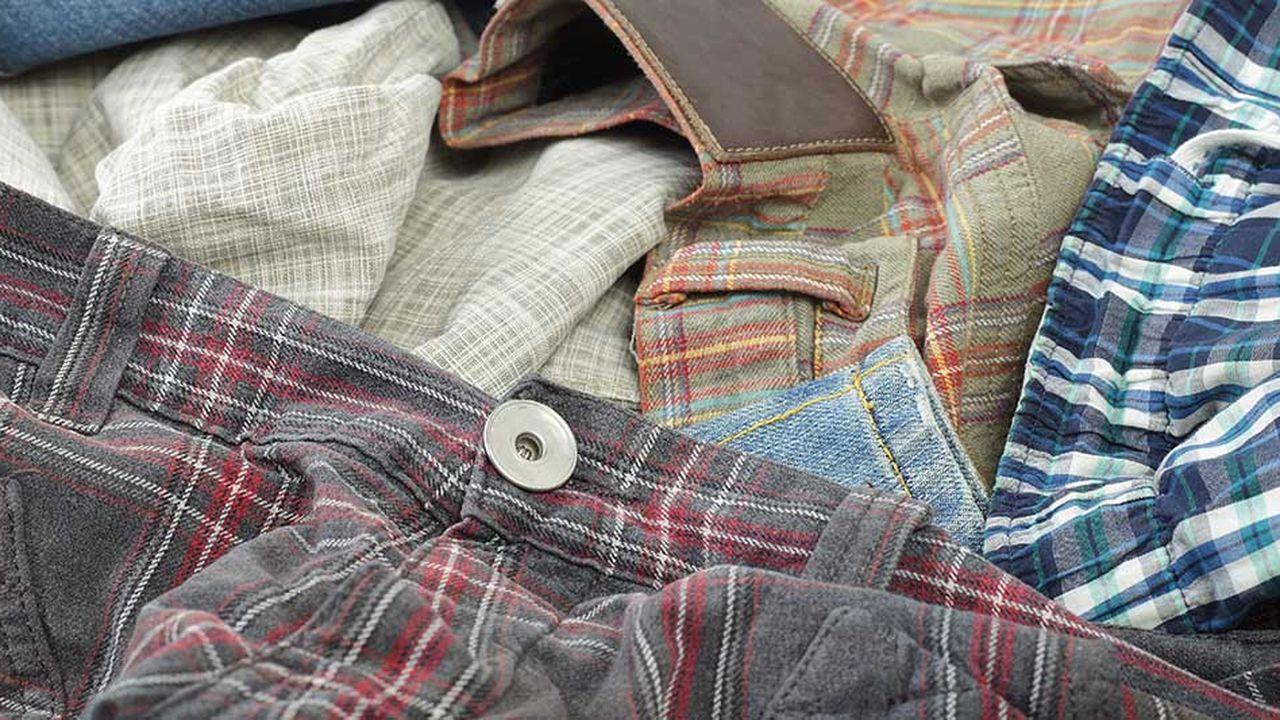 Sur les 721.000 vêtements collectés l'an dernier, 376.000 ont été redistribués aux associations.