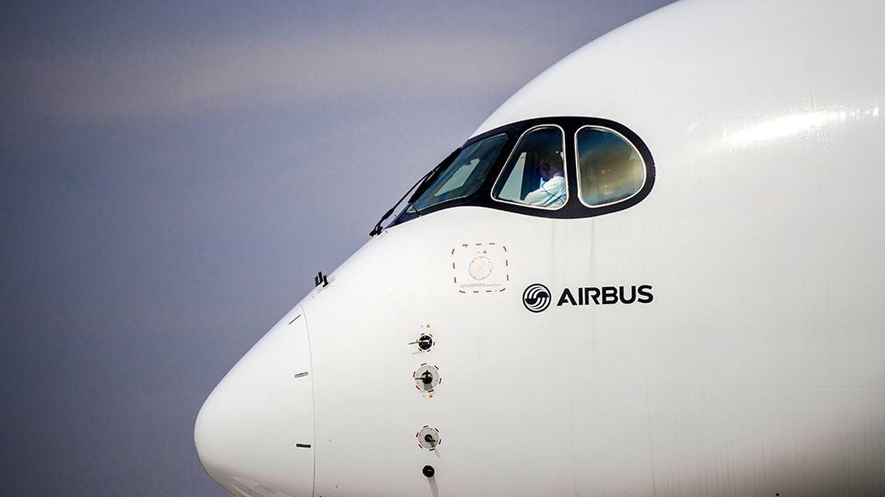 L'A350 fut le premier programme d'Airbus conçu grâce aux logiciels de Dassalut Systèmes, qui ont démontré leur efficacité.