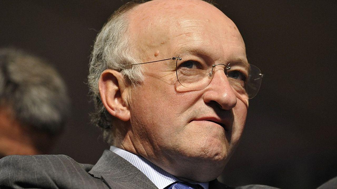 Daniel Bouton, l'ex-PDG de la Société Générale.