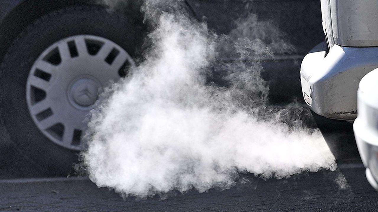 Les villes comptent s'appuyer sur les vignettes Crit'Air pour interdire le diesel.
