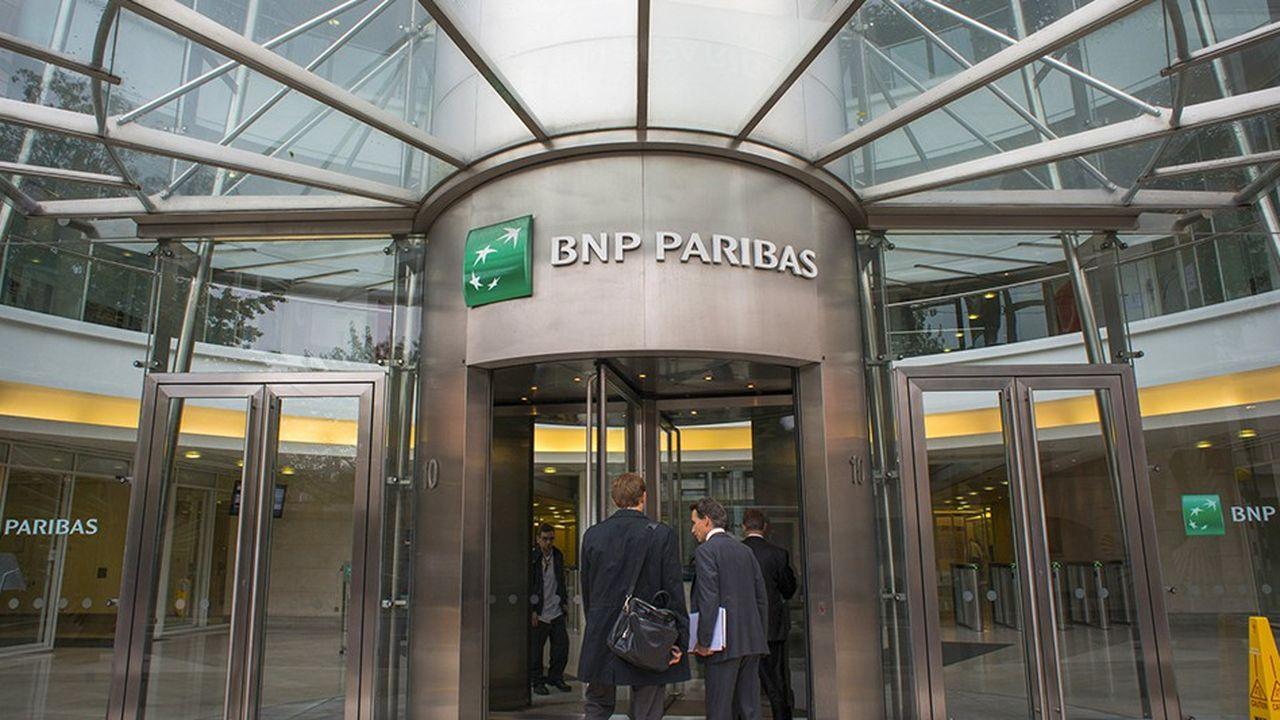 BNP Paribas table désormais sur une rentabilité des fonds propres de 9,5% seulement