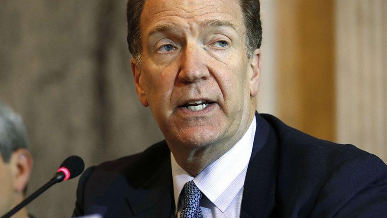 David Malpass, actuel sous-secrétaire aux affaires internationales au Trésor américain, a été désigné comme candidat à la présidence de la Banque mondiale par Donald Trump.