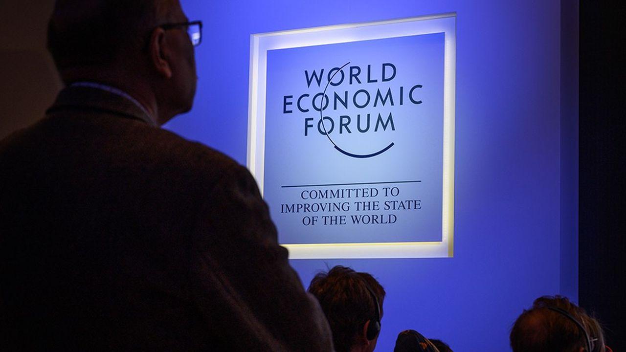 Le rassemblent annuel de Davos est une opportunité trop importante pour ne pas être exploitée correctement.