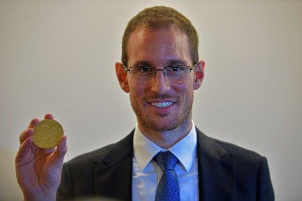 Alessio Figalli, 34 ans, médaillé Fields, est aujourd'hui détaché à l'Ecole polytechnique fédérale de Zurich après avoir fait un passage remarqué au CNRS en France