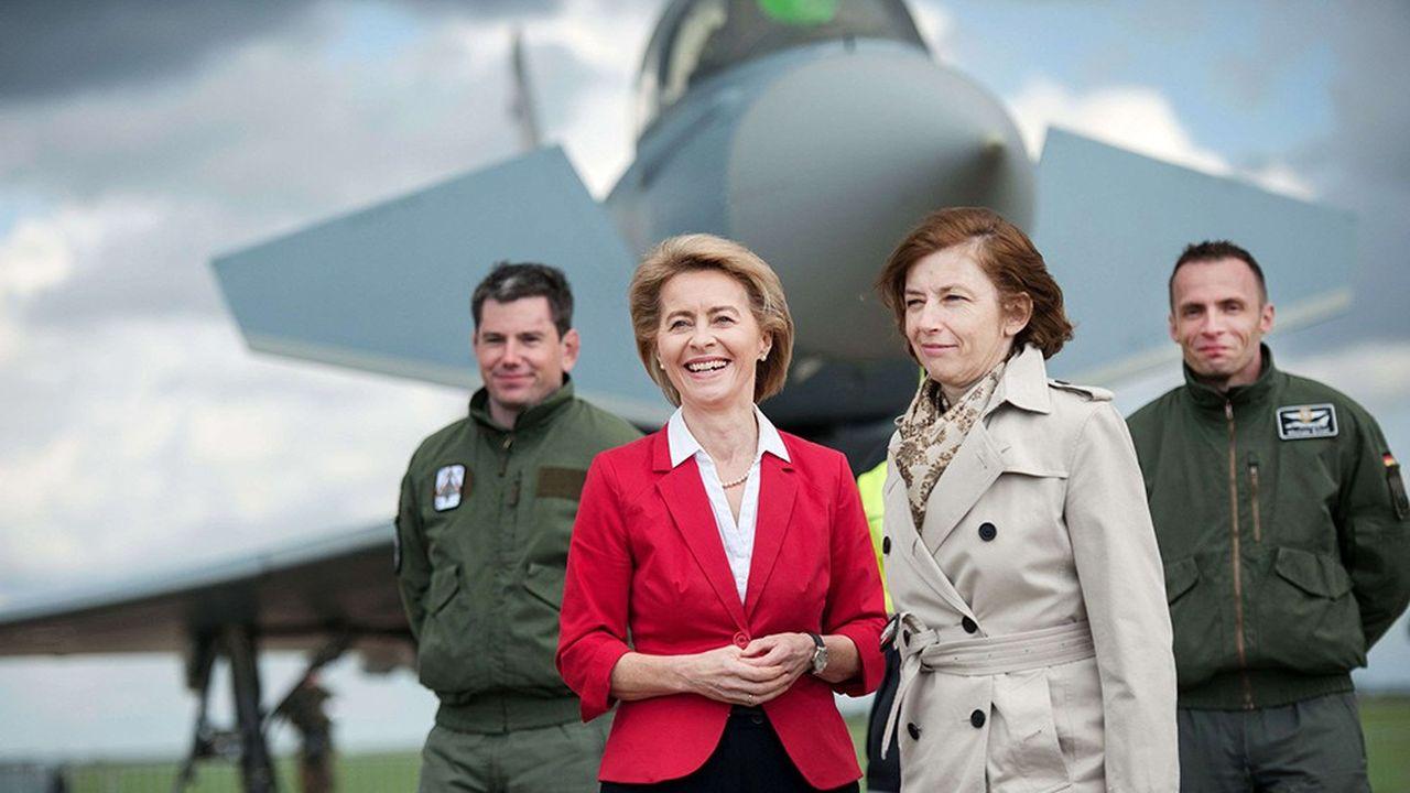 Les ministres de la Défense française et allemande, Florence Parly et Ursula von der Leyen, seront ce mercredi chez Safran à Gennevilliers pour signer les premiers chèques du Système de combat aérien du futur (SCAF).