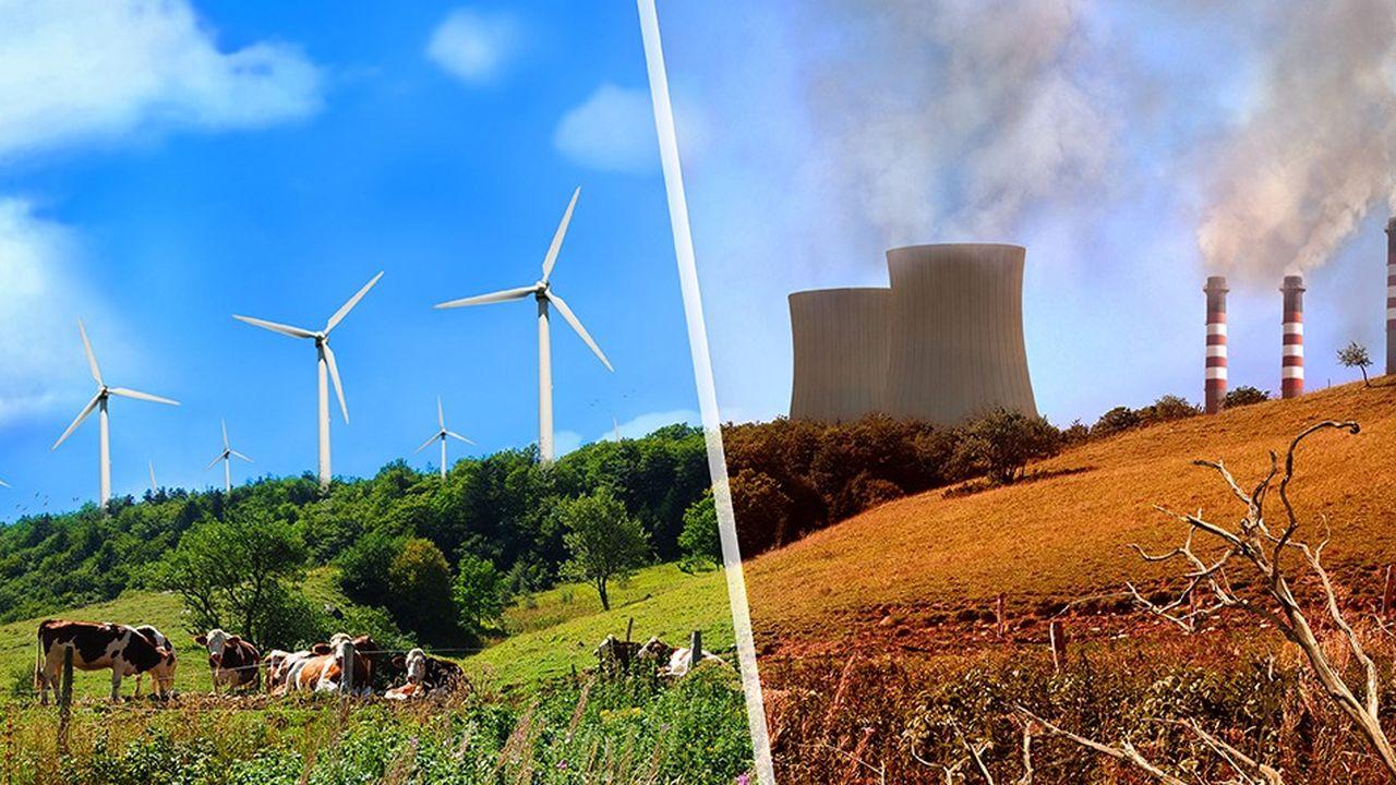 Sur son site de Nantes, GE Wind France conçoit des éoliennes dont l'usine de fabrication est située à Saint-Nazaire.