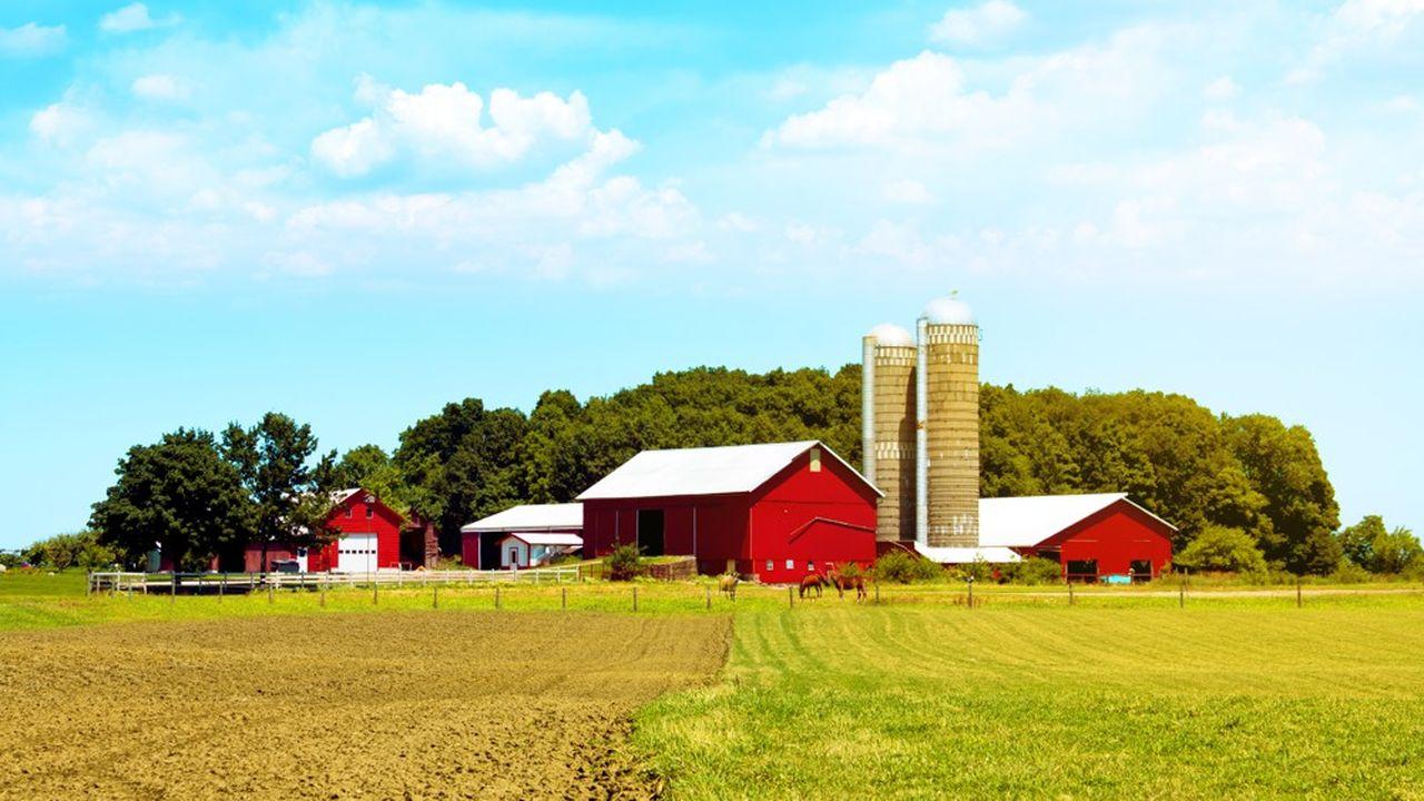 Les faillites des exploitations agricoles se multiplientdans le Midwest.