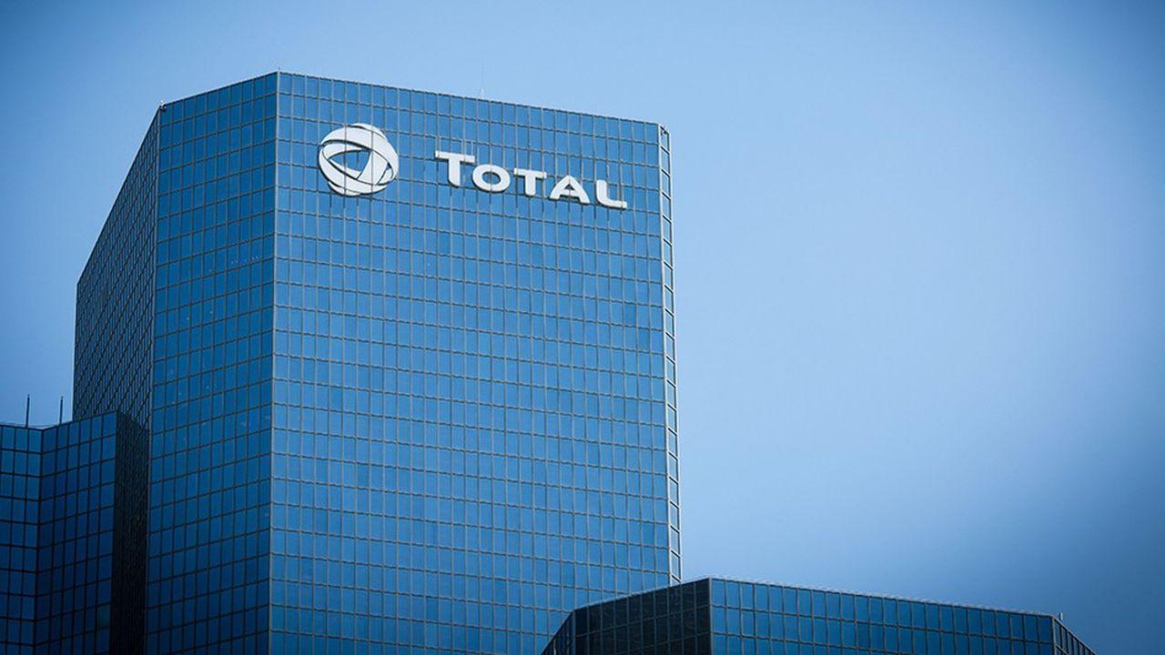 Total prévoit une production en hausse de «plus de 9%» cette année.