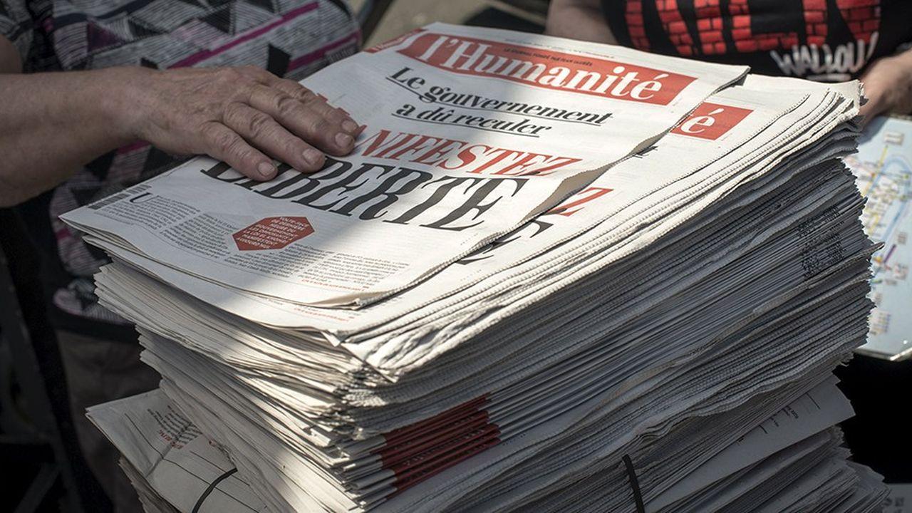 Le journal «L'Humanité» a été créé en 1904 par Jean Jaurès.