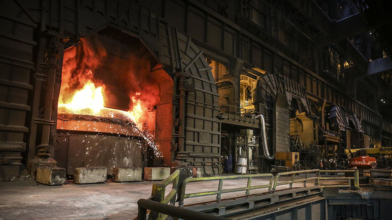 ArcelorMittal prévoit une croissance de la demande d'acier comprise entre 0,5% et 1% en 2019.