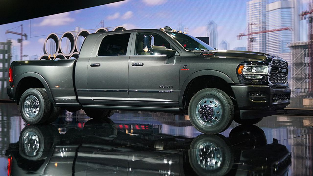 Aux Etats-Unis, Fiat-Chrysler profite de ses lucratifs SUV et pick-up Jeep et RAM.