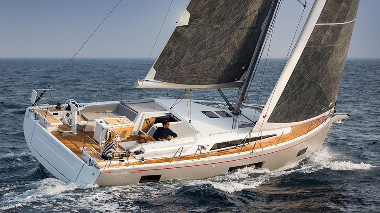 Le groupe Beneteau va faire porterles coûts du lancement d'une nouvelle marque de catamaran, Excell, sur l'exercice 2018-2019.