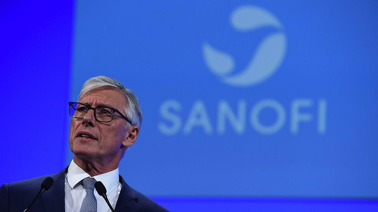 Pour le directeur général de Sanofi, Olivier Brandicourt, il reste «un peu de marge» pour des acquisitions très ciblées en 2019.