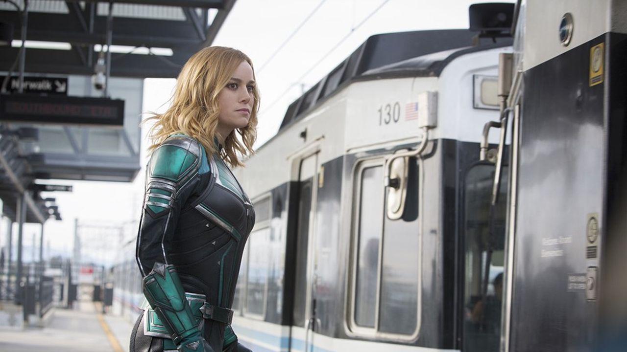 Disney vient d'annoncer que son prochain blockbuster, «Captain Marvel», qui sort au cinéma début mars, ne sera pas disponible ensuite sur Netflix