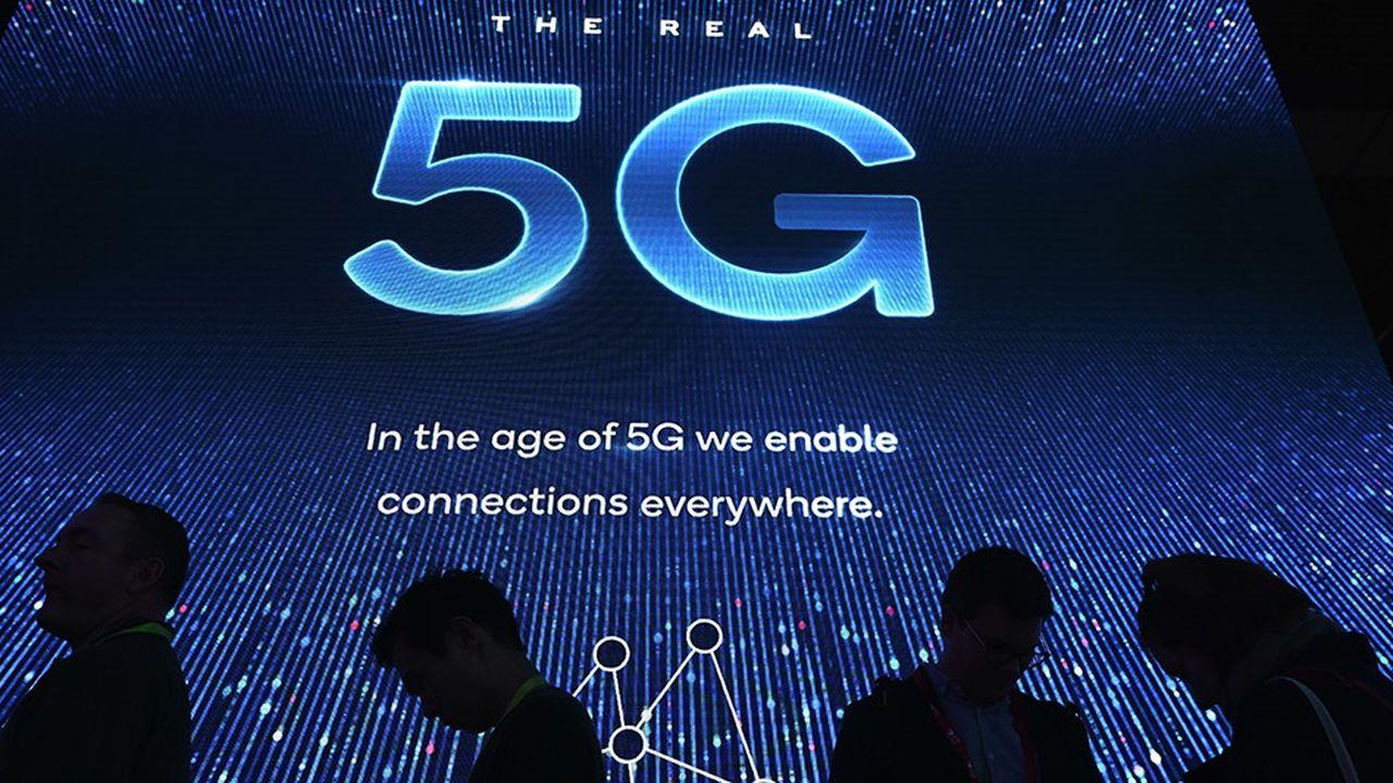 En France, les opérateurs devraient enchérir cette année pour les très convoitées fréquences 5G.